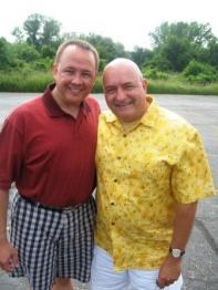 Ken Rodgers, a dear friend from KU.