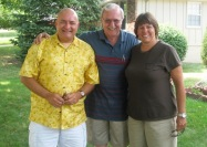 My father Richard and sister Karen.