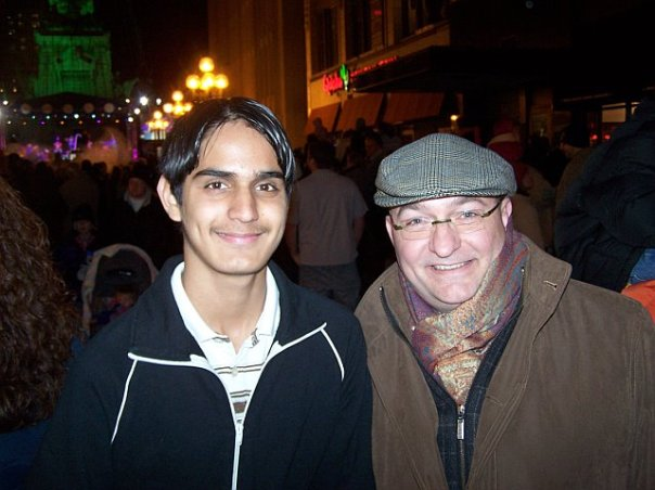 Me and JoseJolliffe-Haas.