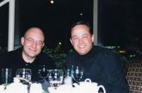 2000. With Ken in Toronto in January.