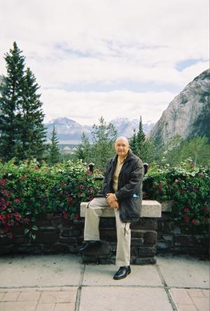 2004. Banff, Alberta, Canada.