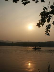 Hangzhou sunset