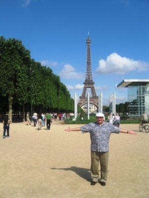 2007. Paris.
