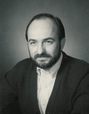 1990, at the beginning of my performing and conducting career.