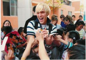 Josh in China