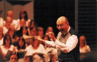 Midwestern Music Camp at KU, 1996.
