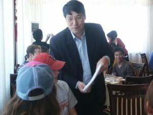 Shanghai president