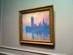 Monet: Houses of Parliament at Sunset, 1901