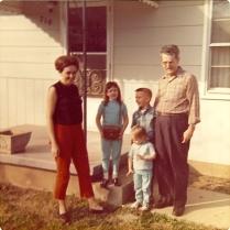 JC Mom girls Pop Carter 1969