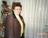 Marie Carter, 1996.