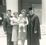Richard seminary graduation