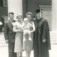 Richard seminary graduation