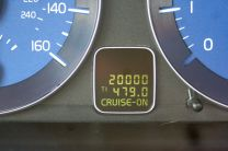 On I-64 today, just east of Evansville, Indiana, Ingrid turned 20,000.