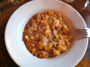 Gnocchi from heaven.