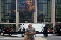 Before War Horse on Tuesday.