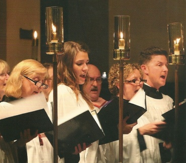 CSMSG choir
