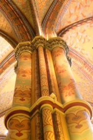 St. Matthias Church, Castle District. Notice the Moorish influences.