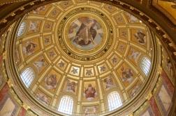 St. Stephen's Basilica dome.
