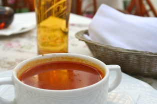 Goulash soup. Divine.