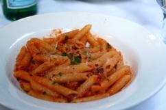 My pasta dinner last evening.
