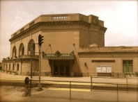 Train station in Joliet.