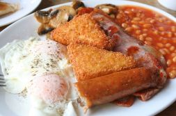 A PERFECT English breakfast.