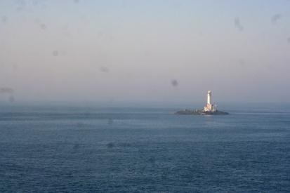 Lighthouse off of Ireland.