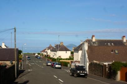 Village view.