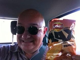 I finally had paprika chips!
