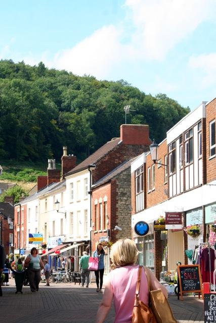 Dursley street scene.
