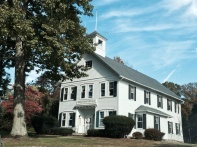 Bridgewater, town hall.