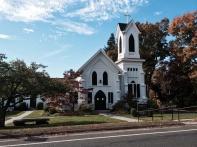 Bridgewater, Episcopal church.