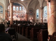 Bach Society of Saint Louis at St. Stanislaus Church.