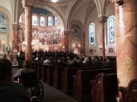 Bach Society of Saint Louis at St. Stanislaus Church.