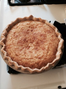 Pineapple pie.