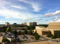 Our corner of the UNL campus.