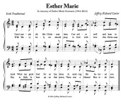 Esther Marie 2014