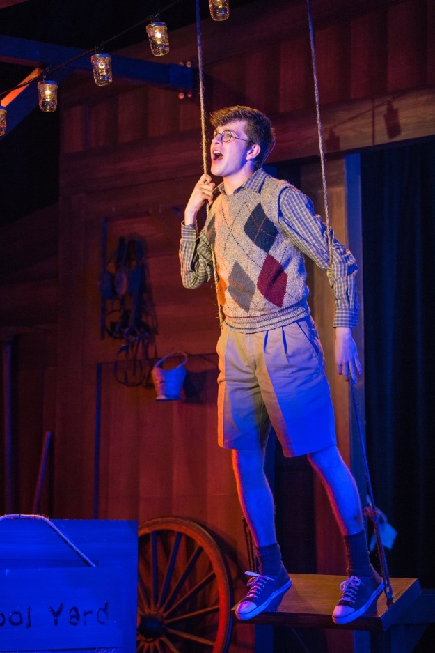 Jacob Coray Scott in HONK!