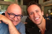 With Chase Thomaston.