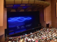 The final show at the Lied Center. Kenosha, Wisconsin and 'The Little Mermaid.'