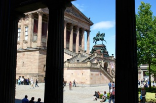Monumental indeed. Museum Island.
