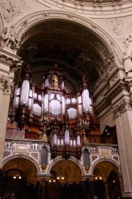 Organ. Berliner Dom.