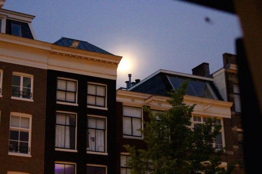 Moon, 4.50 a.m.