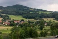 Along the Elbe.