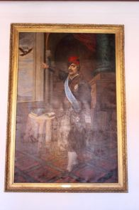 A portrait of Koundouriotis.