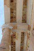 Portico detail, Acroplis.