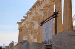 Parthenon, north wall.