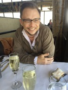 D at his official birthday luncheon on the 95th floor of the Hancock Tower.