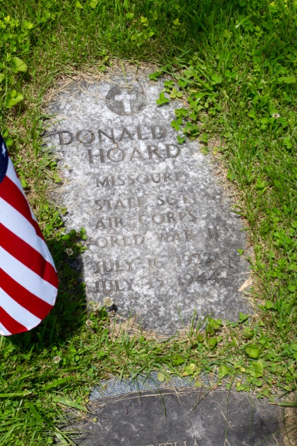 Woodlawn Cemetery, De Soto, Missouri. 5/30/16