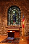 Marian shrine.